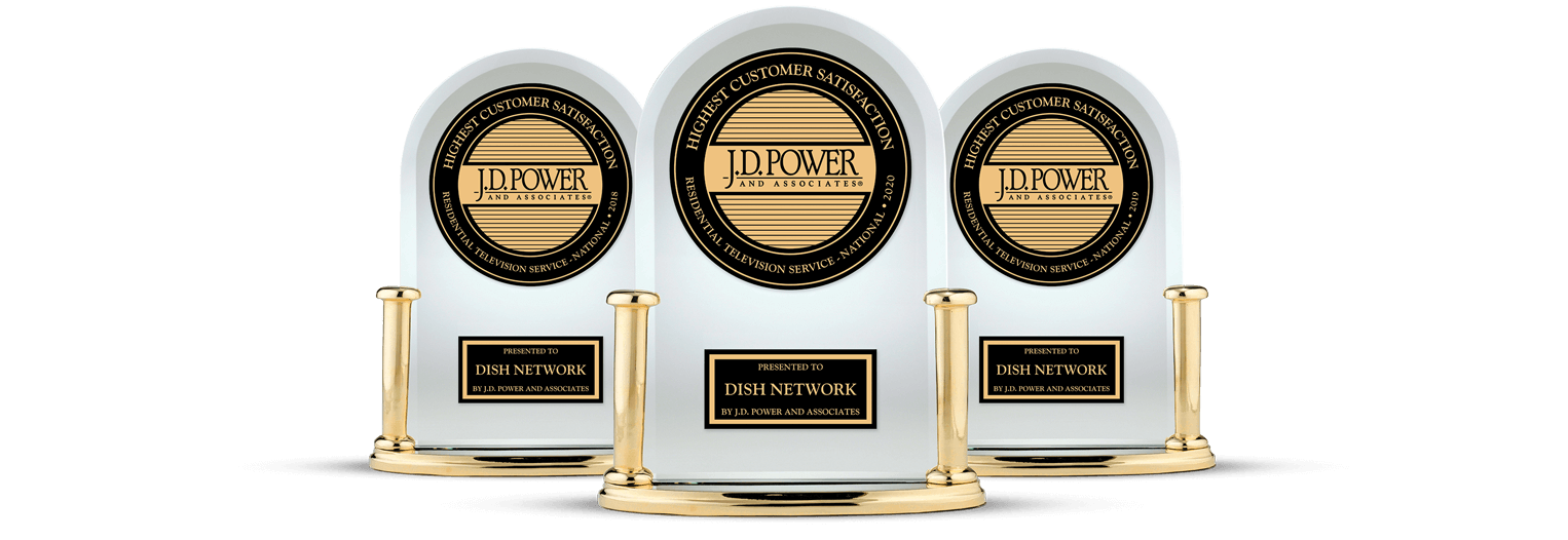 DISH Customer Satisfaction - Ranked #1 by JD Power - Dan's TV Heating & AC Inc in Wyoming, Illinois - DISH Authorized Retailer